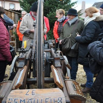 Marché de Noël Neuf Brisach 8-12