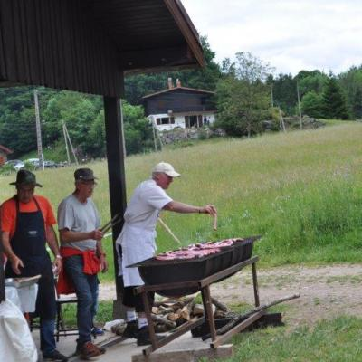 Barbecue le 5-06-2017